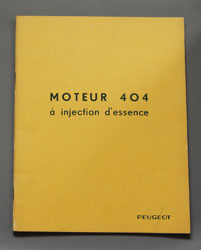Peugeot 404 Motor a Injection D'Essence - OCR.pdf