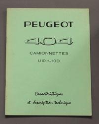 Peugeot 404 Camionnettes U 10 - U 10 D - OCR.pdf